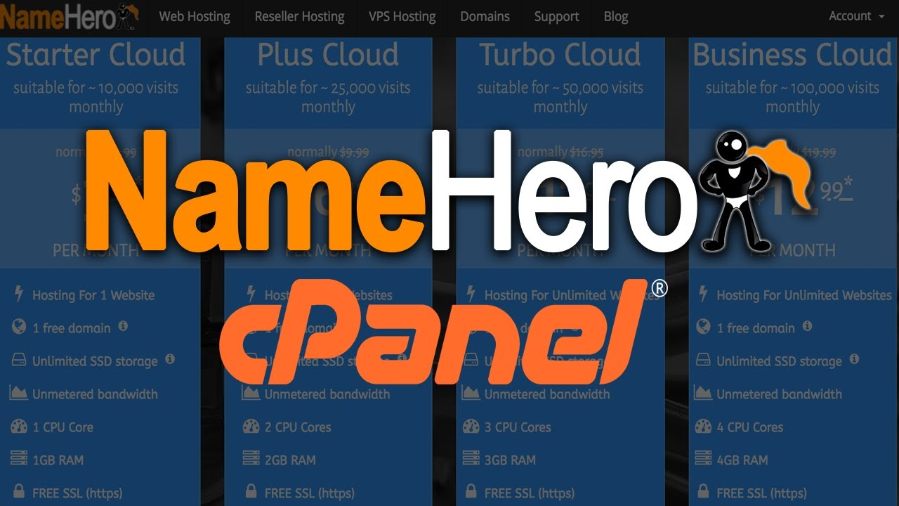 How cPanel's Account Based Pricing Affects The Web Hosting Industry (And Resellers) Going Forward